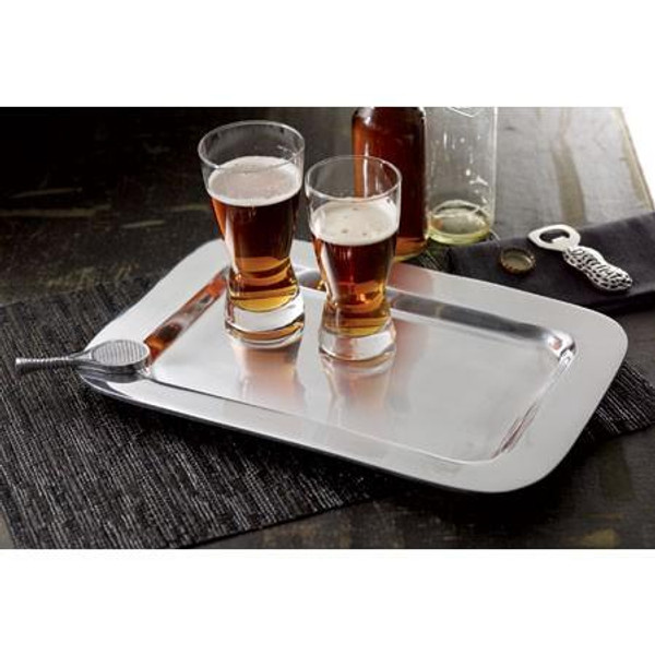 13261 Rectangle Tennis Tray Large (Pack Of 2)