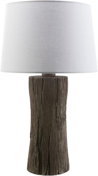 Faux Wood Table Lamp SYC415-TBL