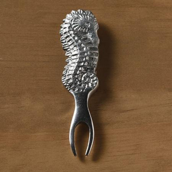 Seahorse Cocktail Fork, 4 (Pack Of 12) 13454 By India Handicrafts