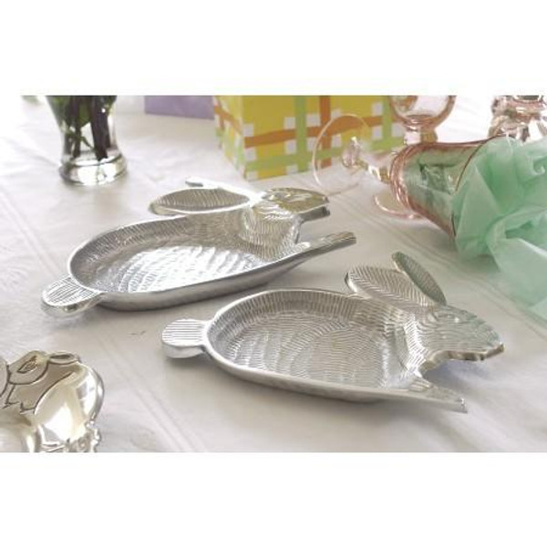 3280 Rabbit Tray Small (Pack Of 6)