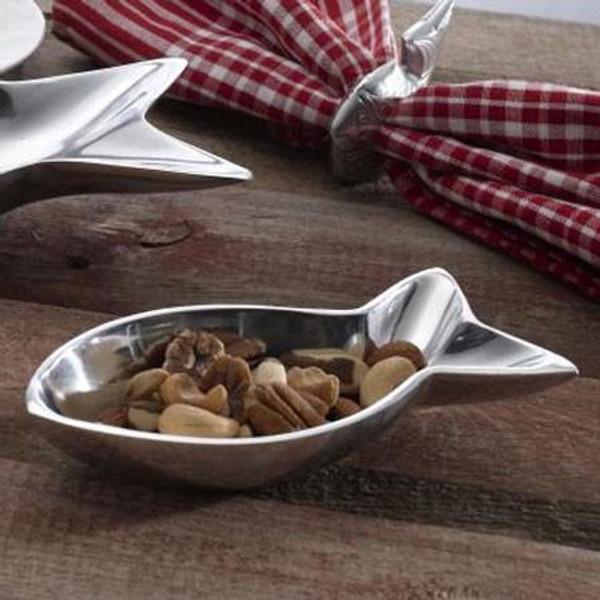 6405 Aluminum Fish Soap Dish (Pack Of 12)