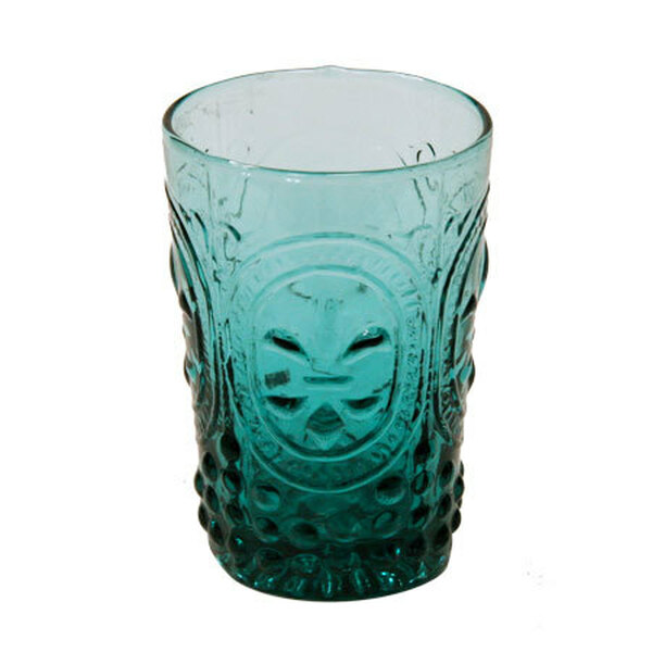 Teal Fdl Cup, Pack Of 12 671010 By India Handicrafts