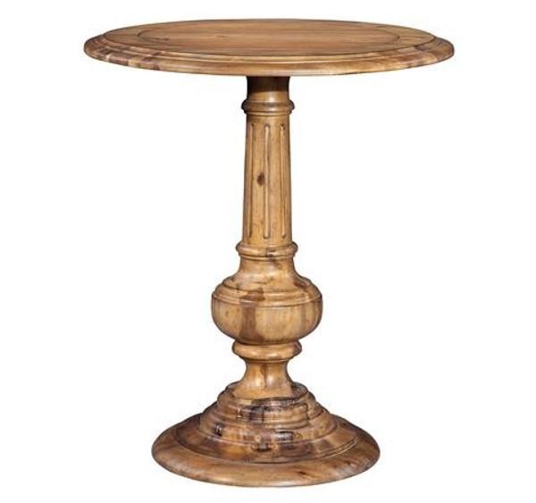 23302 Hekman Wellington Hall Chairside Table 2-3302