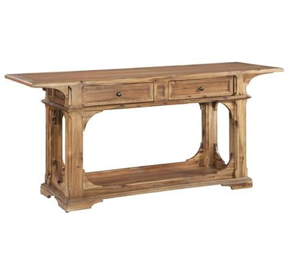 23310 Hekman Wellington Hall Sofa Table 2-3310