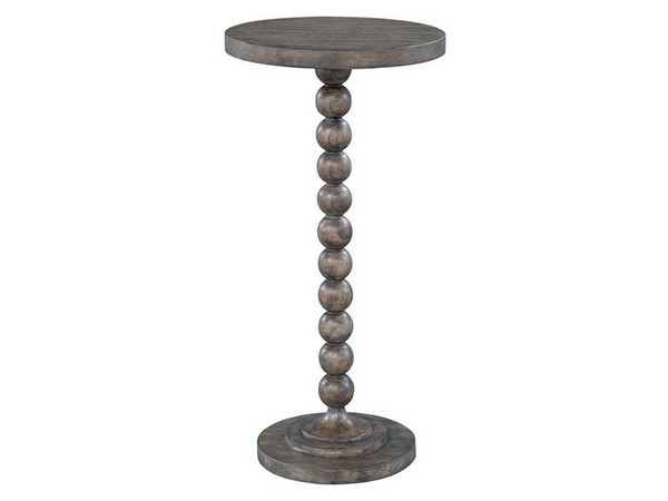 23511 Hekman Lincoln Park Beaded Post Chairside Table