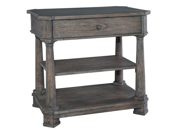 23564 Hekman Lincoln Park Single Drawer Bedside Table
