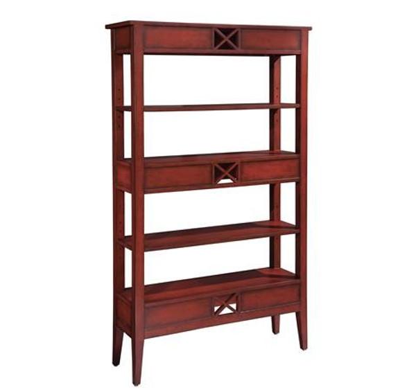 27383 Hekman Accent Bookshelf 2-7383