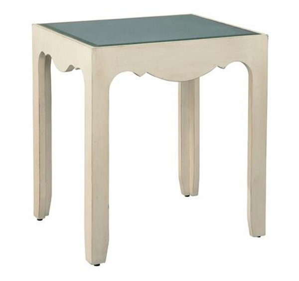 27410 Hekman Accent Glam End Table 2-7410