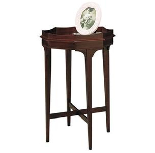 560090094 Hekman Octagonal Top In Accent Table
