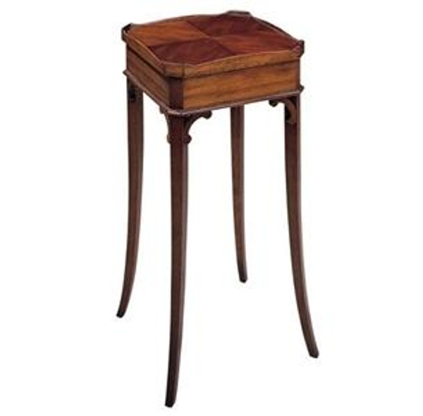 560120095 Hekman Accent Table With Square Top