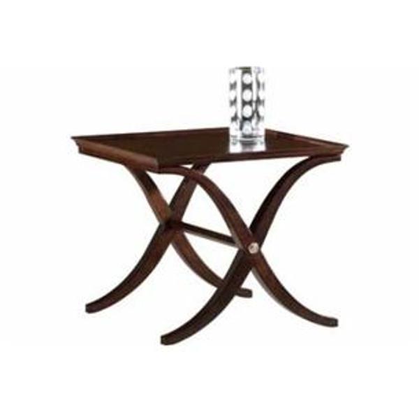704070067 Hekman Metropolis X Base Table Lamp