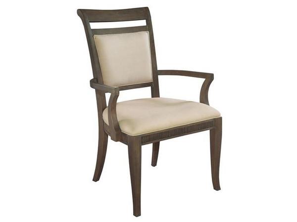 952221SU Hekman Urban Retreat Upholstered Arm Chair