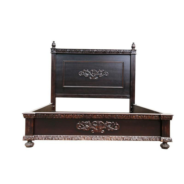 BD6987 Home Accents Adriana Queen Bed