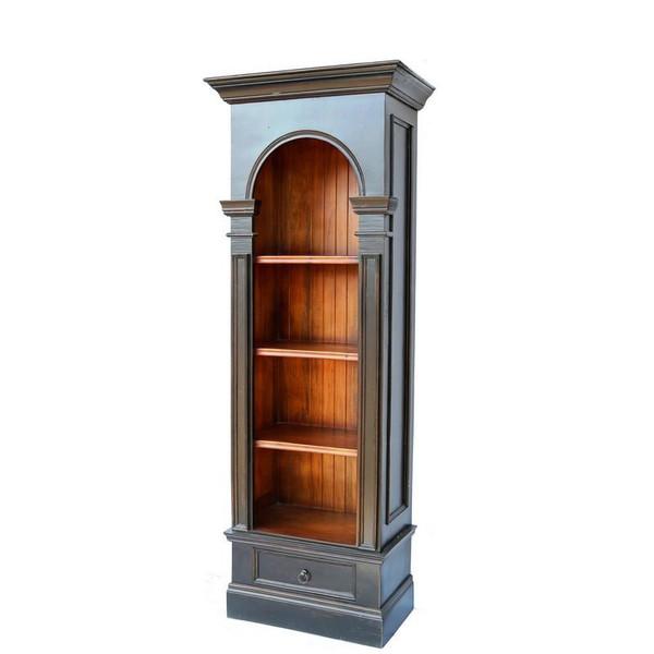BR1122 Home Accents Signature 1 Arch Bookcase