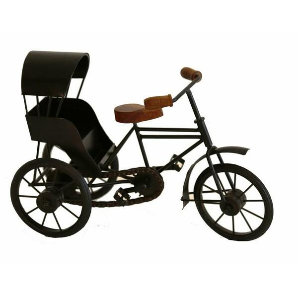 CR202 Home Accents Carson Rickshaw