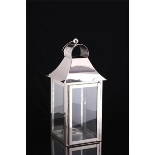 H-1032 Horizon Square Candle Lantern Small