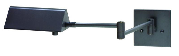 House Of Troy Oil Rubbed Bronze Wall Lamp PIN475-OB