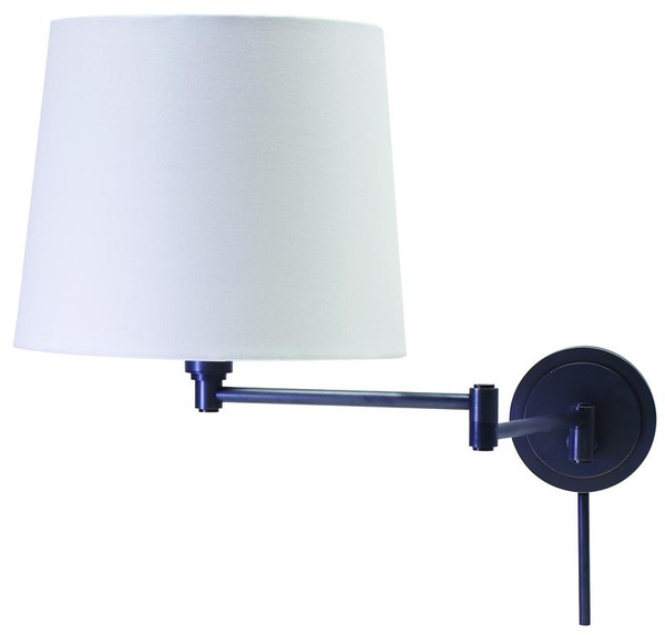 House Of Troy Oil Rubbed Bronze Wall Swing Lamp TH725-OB