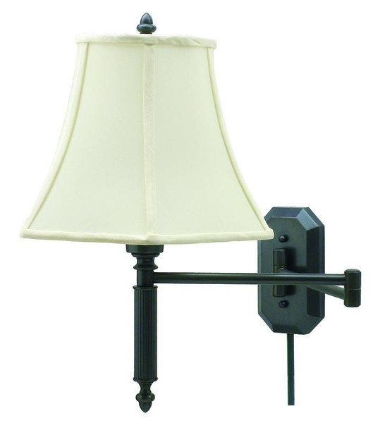 House Of Troy Wall Swing Oil Rubbed Bronze WS-706-OB