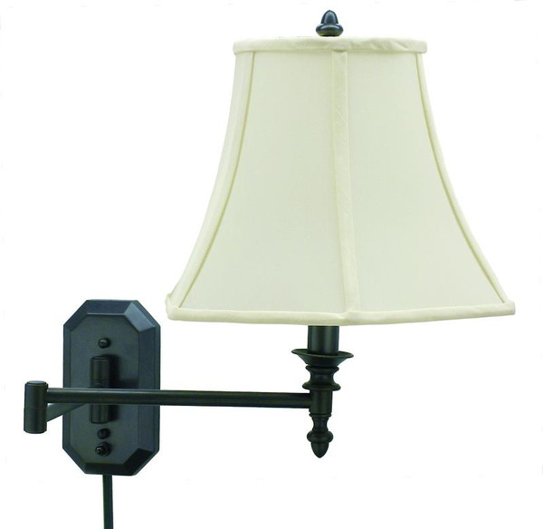 House Of Troy Wall Swing Oil Rubbed Bronze WS-708-OB