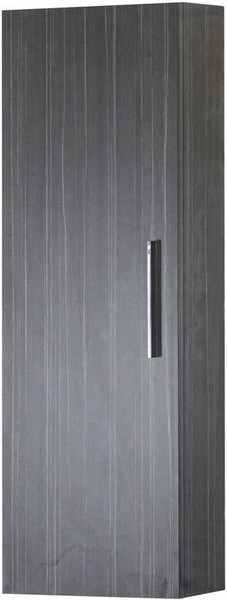 Xena Rectangle Plywood-Melamine Medicine Cabinet - Dawn Grey AI-1405