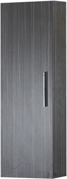 Xena Rectangle Plywood-Melamine Medicine Cabinet - Dawn Grey AI-1405