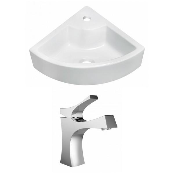 Unique Ceramic Vessel Set - White AI-15119
