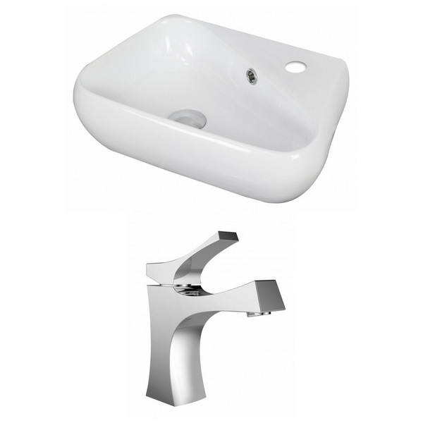 Unique Ceramic Vessel Set - White AI-15323