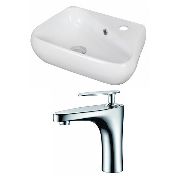 Unique Ceramic Vessel Set - White AI-15325