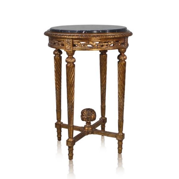 33467NF9 Vintage French Elle Side Table