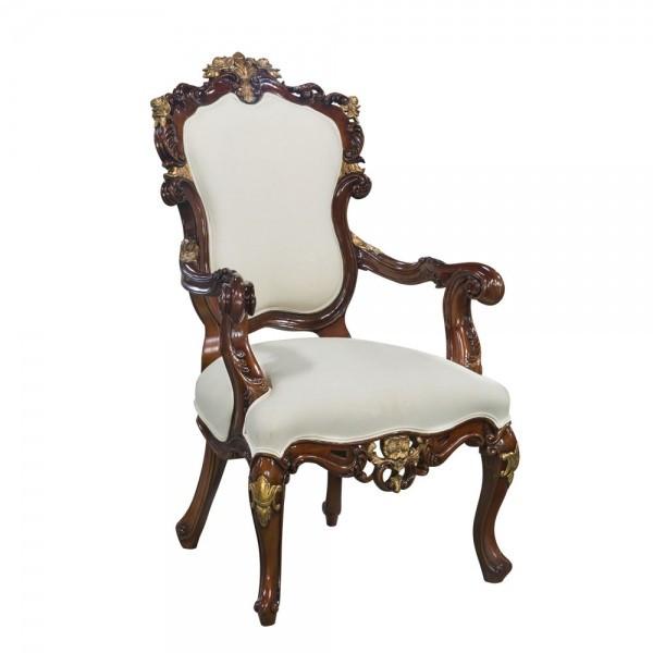 34105/1MLSC/NF9 Vintage Arm Chair Turin