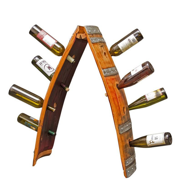 1014 Napa Wine Barrel Riddling Rack