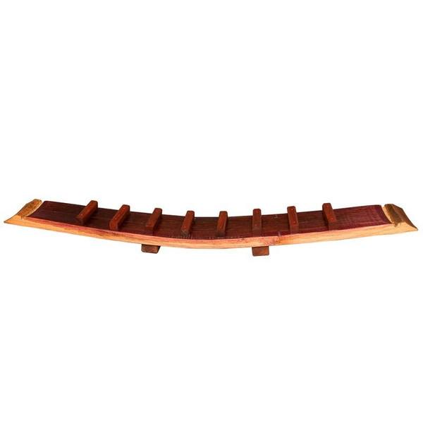 1052 Napa Barrel Stave Table Top Rack