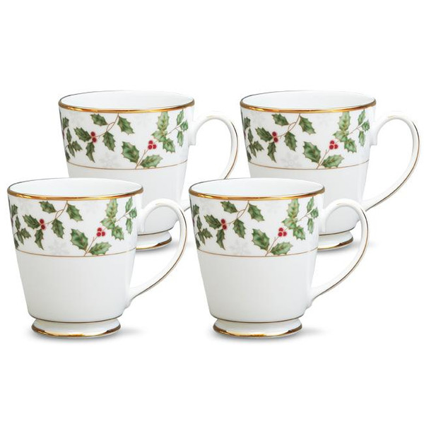 4173-484D Accent Mugs Set Of 4 by Noritake