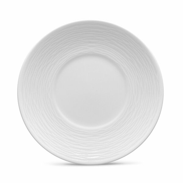 """43813-403 White 6.5"""" Saucer - Pack of 4 - by Noritake"""