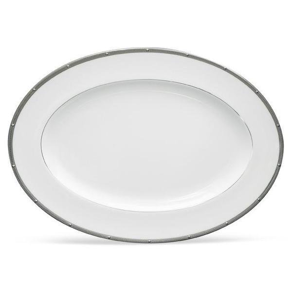 """4795-413 14"""" Oval Platter by Noritake"""