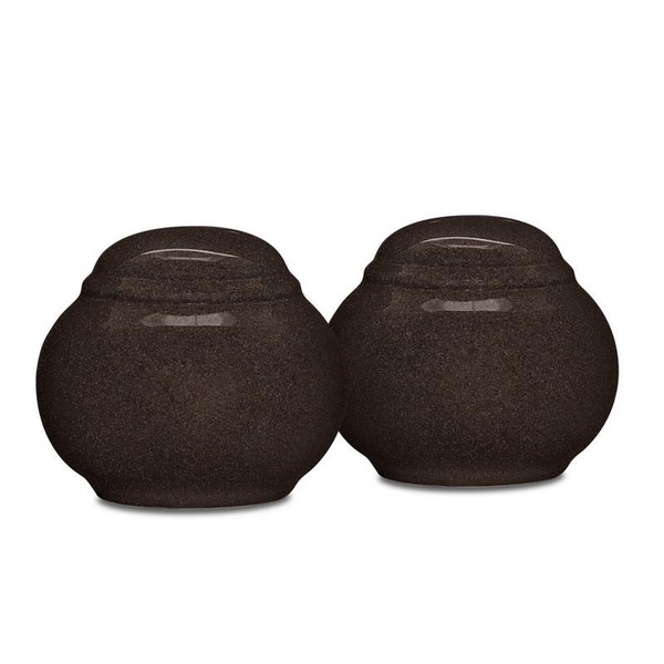 """5100-434 Chocolate 2.75"""" Salt And Pepper - by Noritake"""