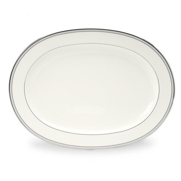 """7983-413 14"""" Oval Platter by Noritake"""