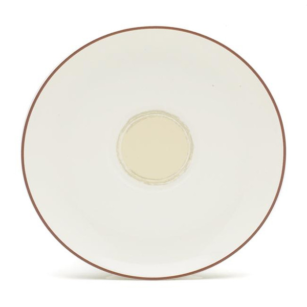 7989-403 White Saucer - Pack of 4 - by Noritake
