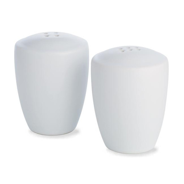 "8090-434 White 3.38"" Salt And Pepper - by Noritake"