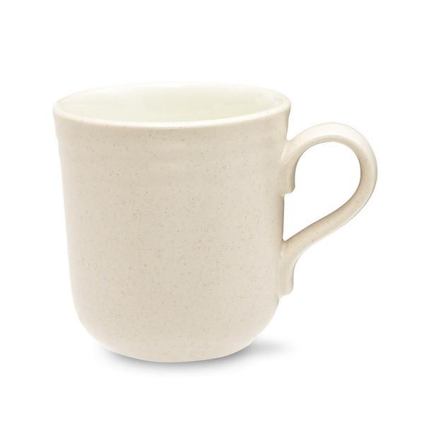 8095-484 White Mug - (Set Of 2) by Noritake