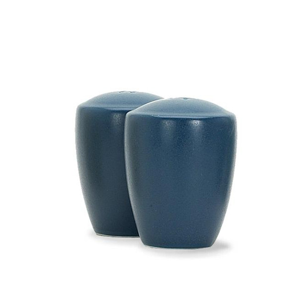 "8484-434 Blue 3.38"" Salt And Pepper - by Noritake"