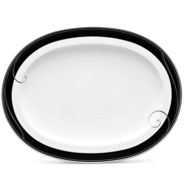 """9346-413 14"""" Oval Platter by Noritake"""
