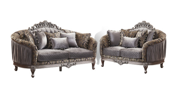 Antoinettes Parlor Sofa And Loveseat 12011069