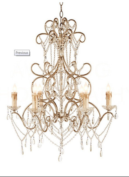 Small Carew Chandelier L640S Chan By Aidan Gray