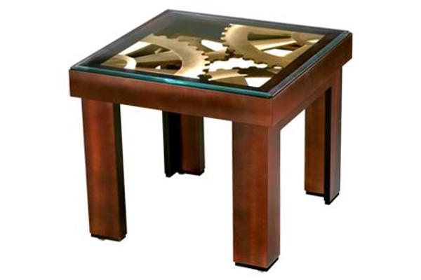 5410259 Nova Gears End Table