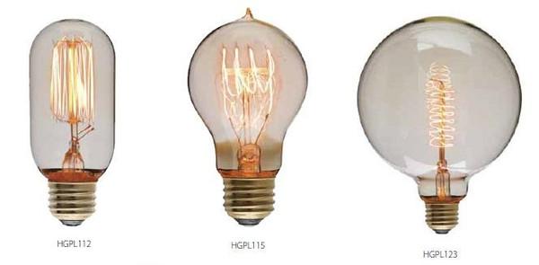 Nuevo 40W 130-Volt Incandescent Light Bulb HGPL114