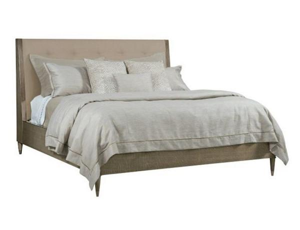 Ad Modern Classics Samuel Cal King Platform Bed 6/0 Complete 603-317R