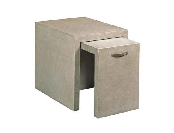 American Drew Ad Modern Classics Vernon Nesting End Tables 603-913