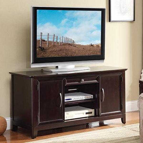 "Office Star 54"" Claremont Rectangle Espresso Tv Stand TV3254NES"